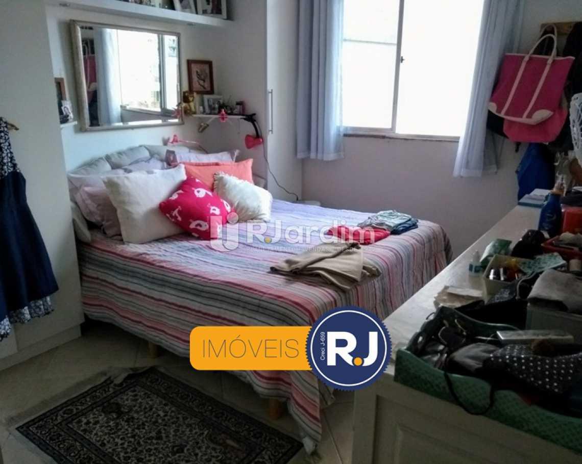 SUÍTE  - Apartamento Rua do Humaitá,Humaitá, Zona Sul,Rio de Janeiro, RJ À Venda, 3 Quartos, 83m² - LAAP31379 - 19