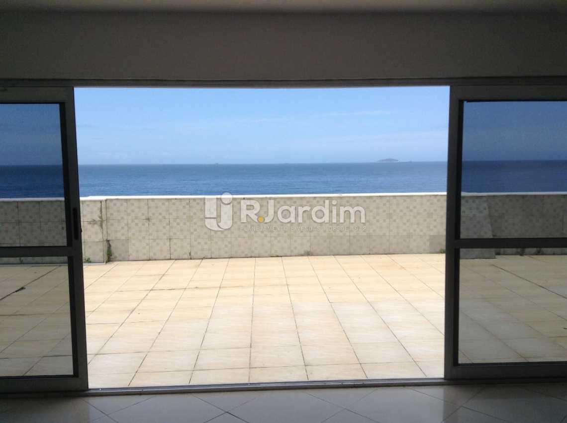 VISTA TERRAÇO - Apartamento Padrão Residencial Copacabana - LAAP40565 - 1