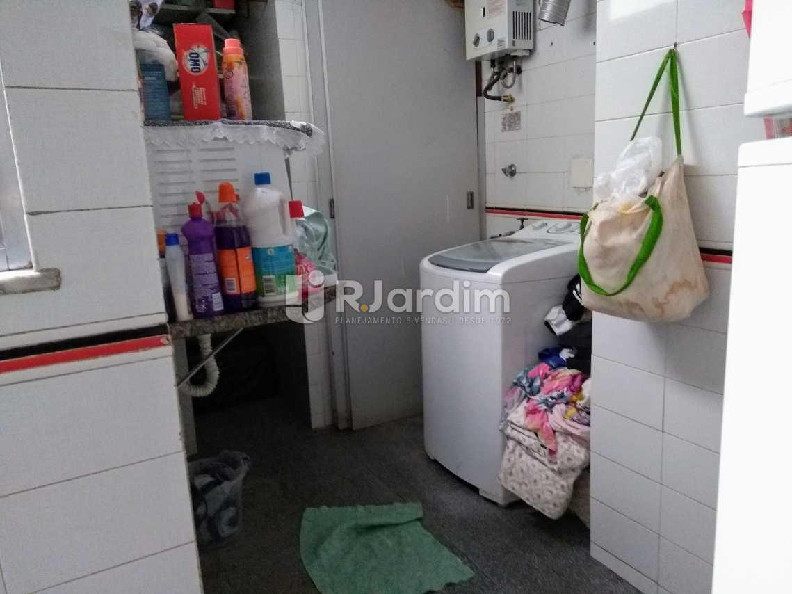 Área de serviço - Apartamento Padrão Residencial Copacabana - LAAP31389 - 20