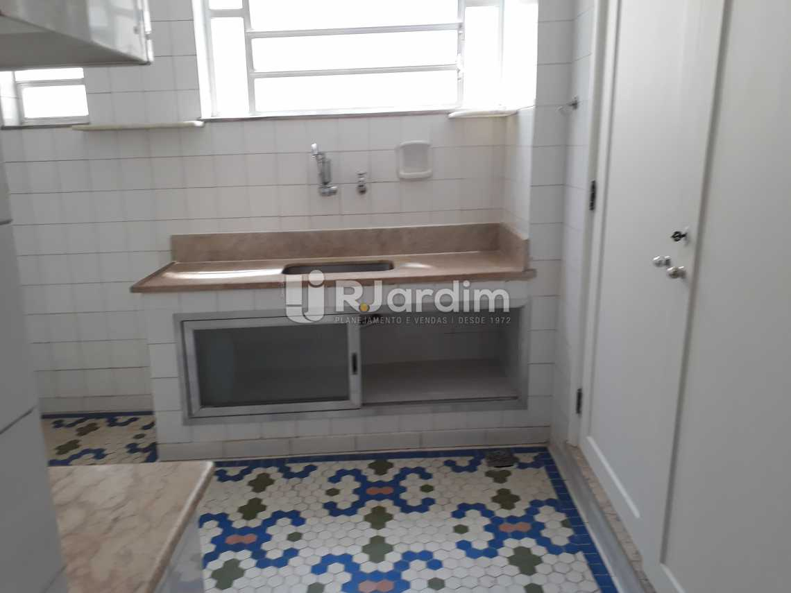 COZINHA  - Apartamento PARA ALUGAR, Copacabana, Rio de Janeiro, RJ - LAAP32237 - 24