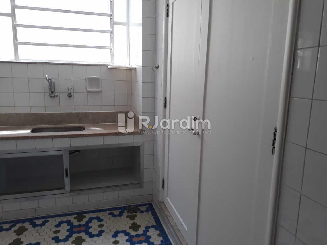 COZINHA  - Apartamento PARA ALUGAR, Copacabana, Rio de Janeiro, RJ - LAAP32237 - 25