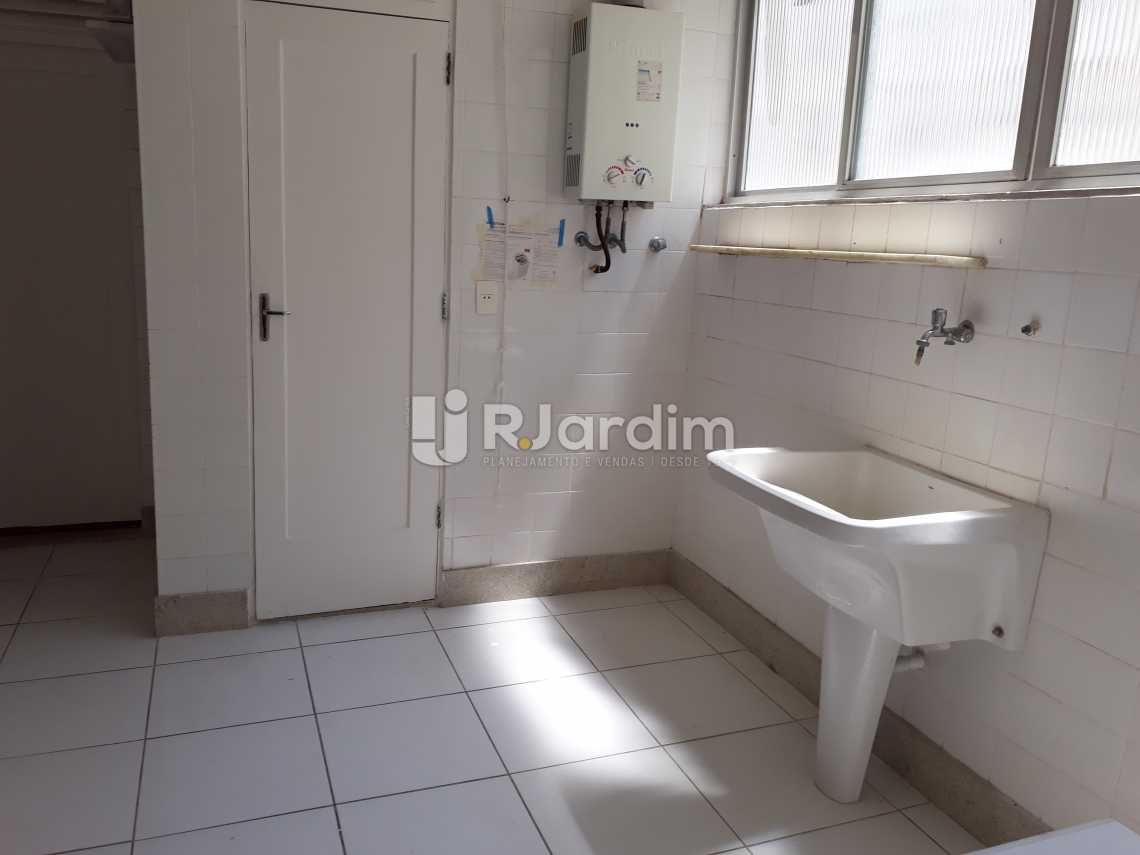 ÁREA DE SERVIÇO  - Apartamento PARA ALUGAR, Copacabana, Rio de Janeiro, RJ - LAAP32237 - 28