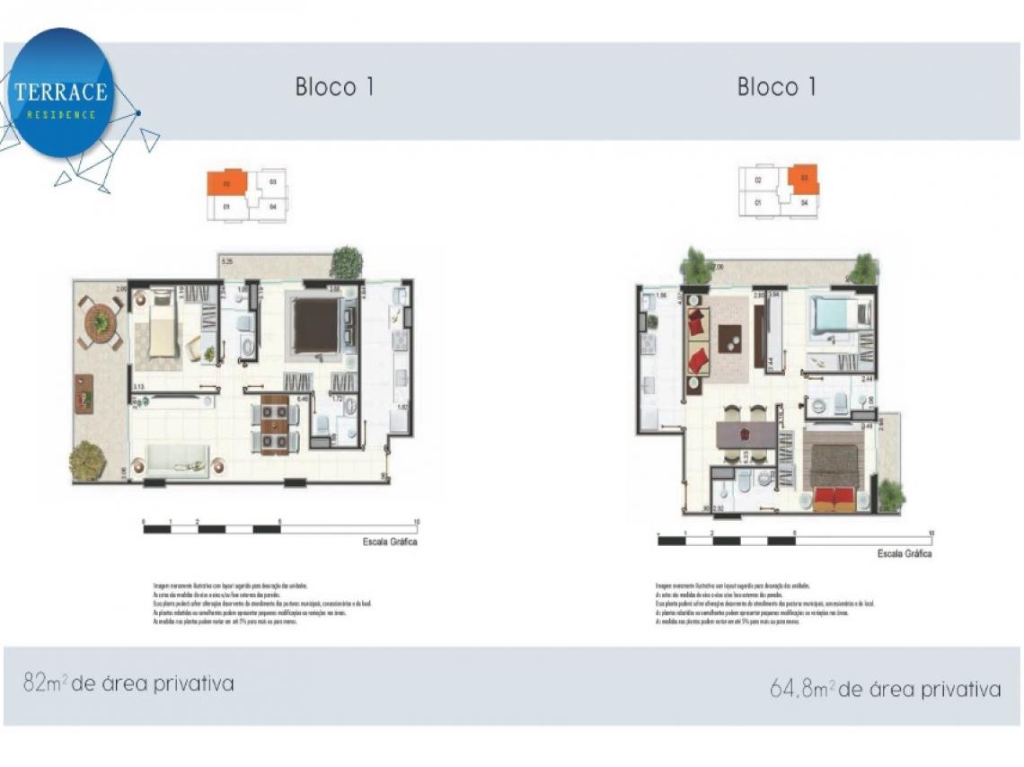 TERRACE RESIDENCE - Apartamento À VENDA, Andaraí, Rio de Janeiro, RJ - LAAP20973 - 12