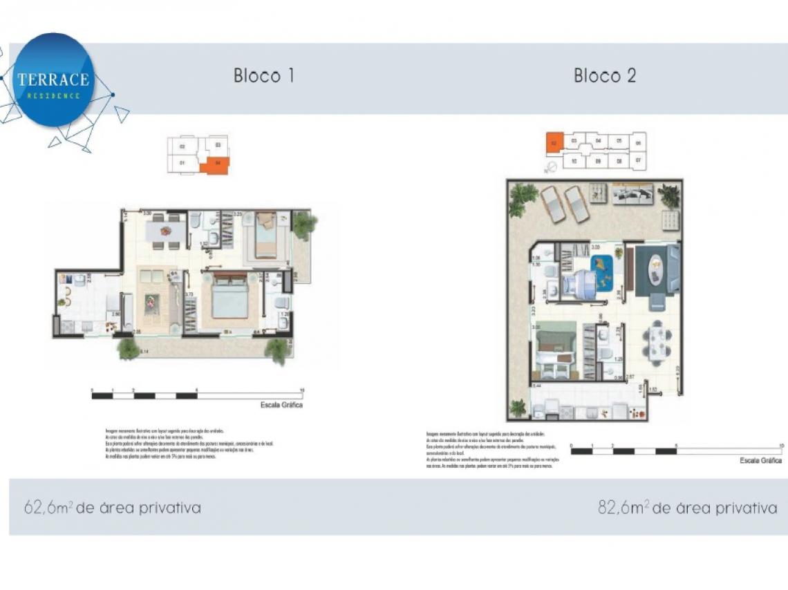 TERRACE RESIDENCE - Apartamento À VENDA, Andaraí, Rio de Janeiro, RJ - LAAP20973 - 13