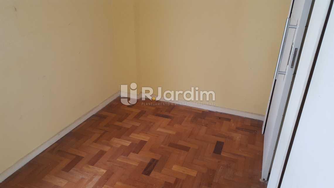 Banheiro serviço - Imóveis Aluguel Flamengo Cobertura - LACO30201 - 10