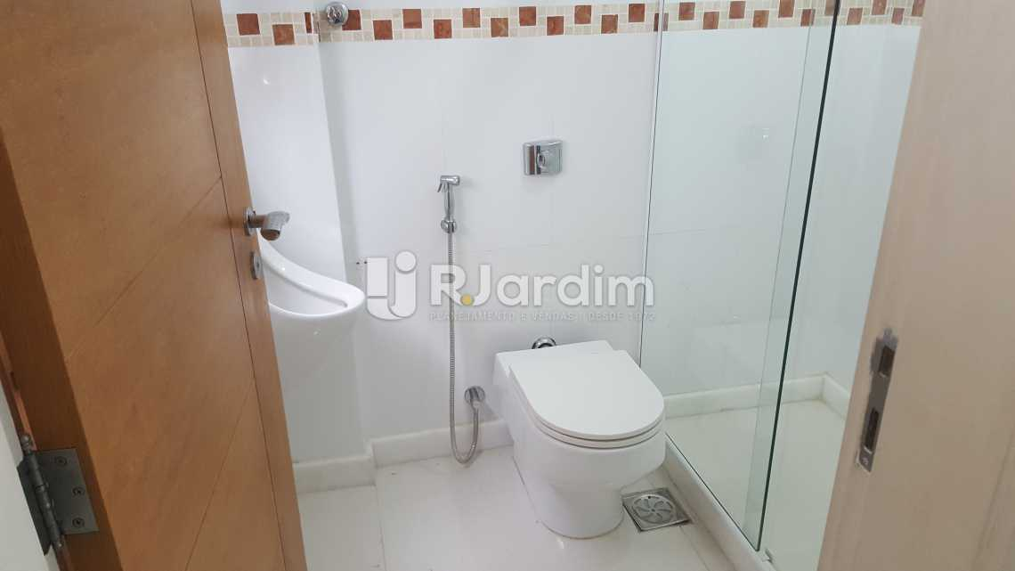 Banheiro Social - Imóveis Aluguel Flamengo Cobertura - LACO30201 - 7