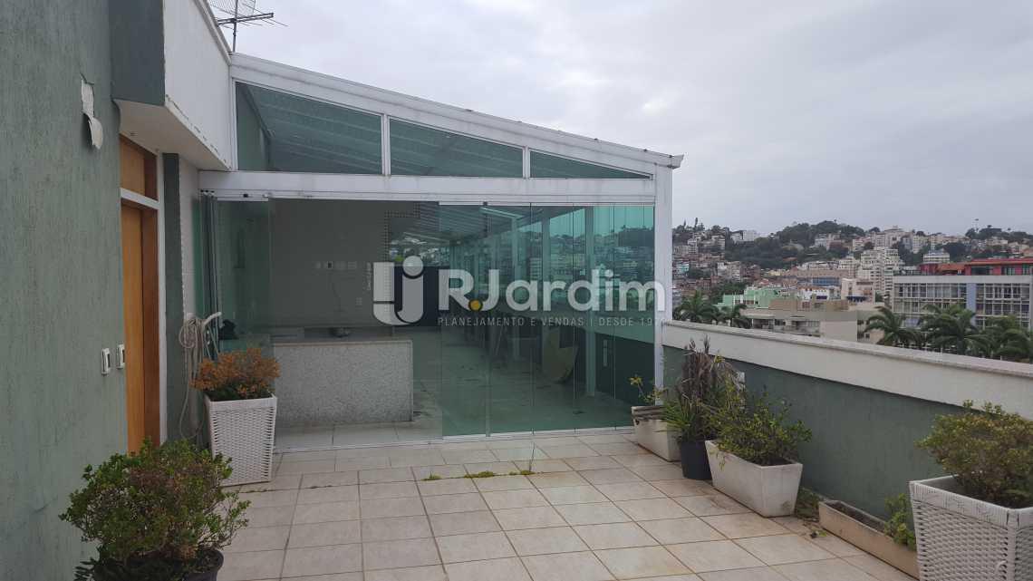Terraço - Imóveis Aluguel Flamengo Cobertura - LACO30201 - 16