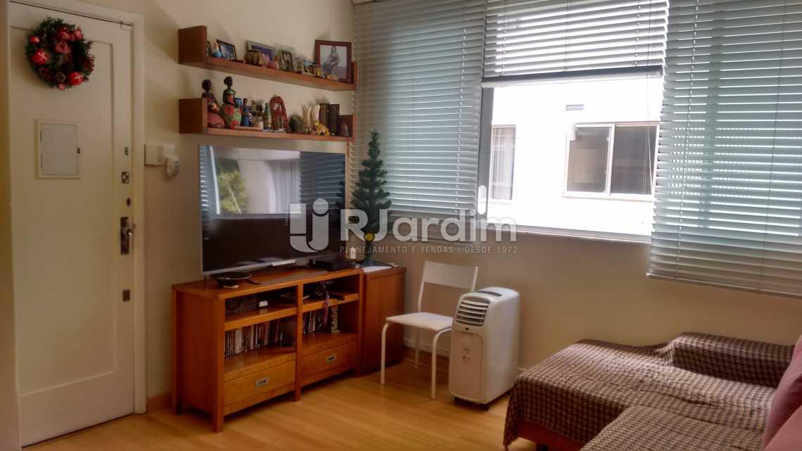 sala/ entrada social  - Apartamento Padrão Residencial Lagoa - LAAP31403 - 4