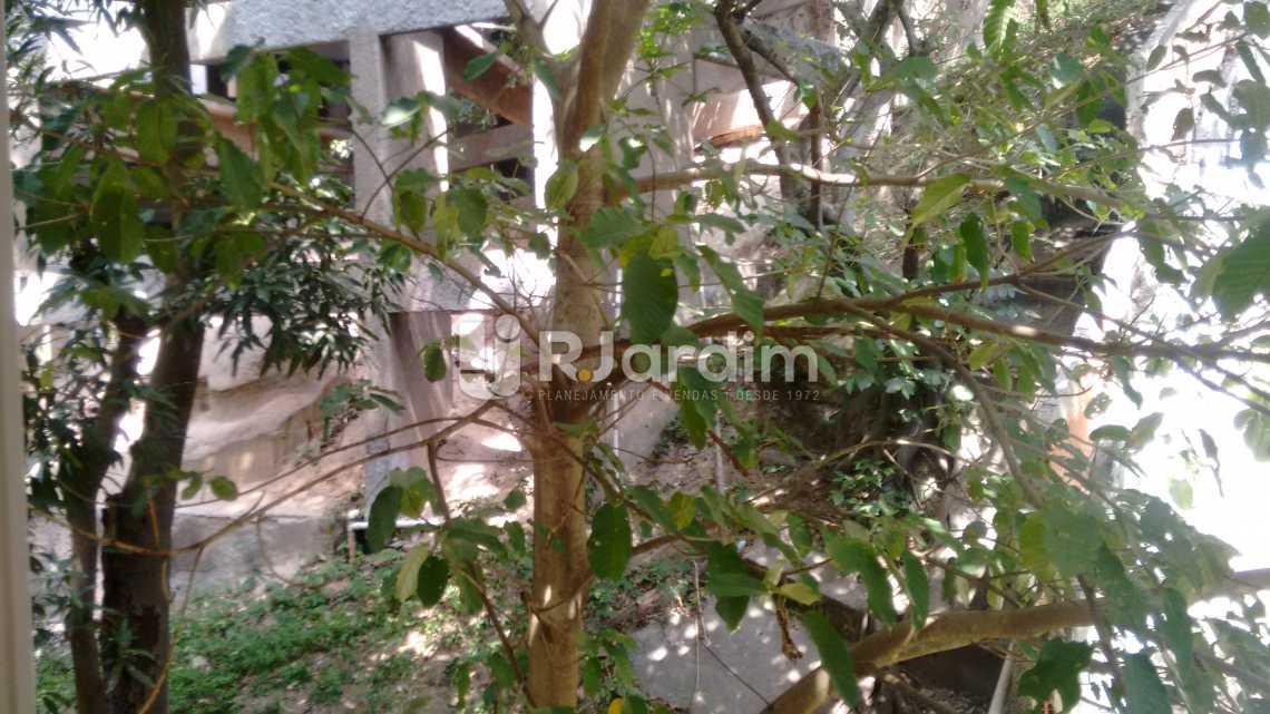 Vista / rua arborizada  - Apartamento Padrão Residencial Lagoa - LAAP31403 - 3