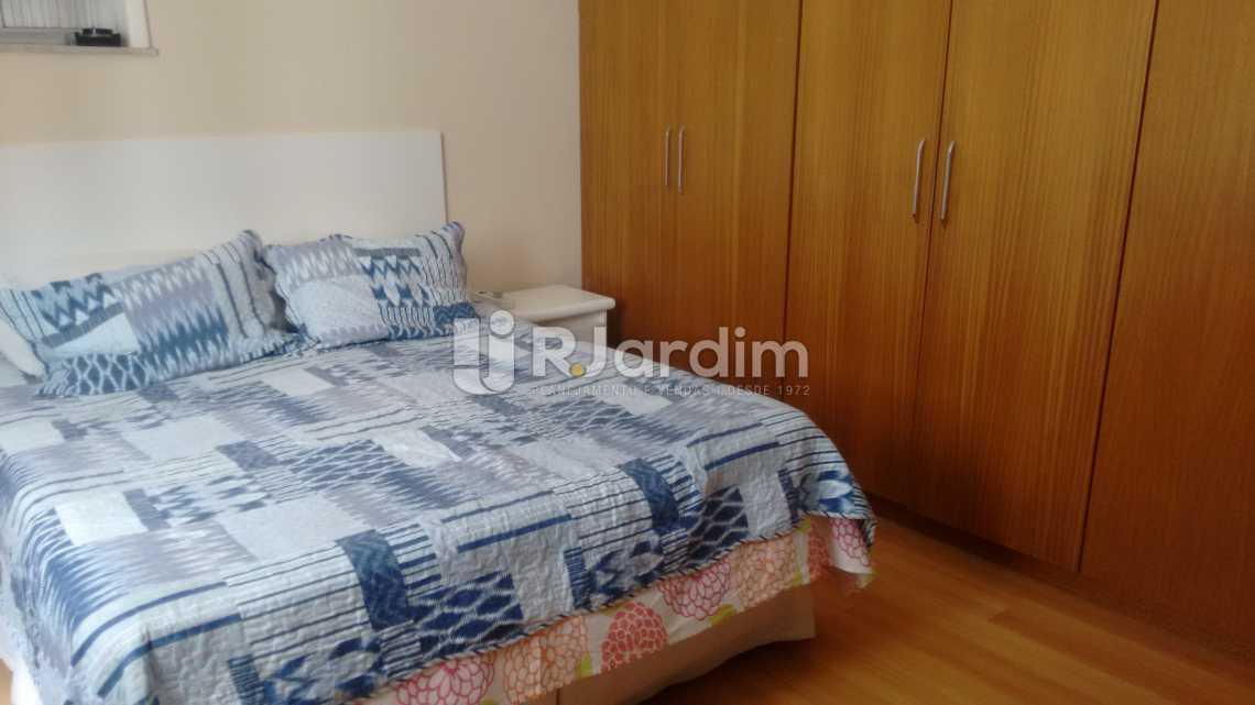 quarto  - Apartamento Padrão Residencial Lagoa - LAAP31403 - 10