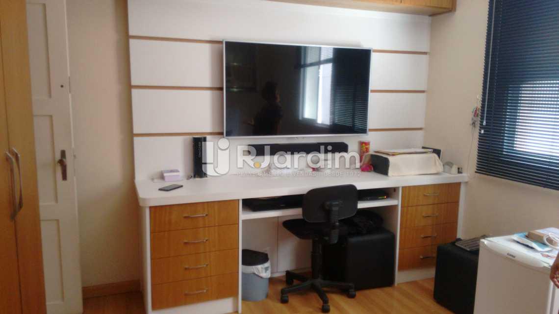quarto  - Apartamento Padrão Residencial Lagoa - LAAP31403 - 9
