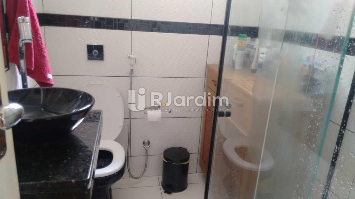 banheiro   - Apartamento Padrão Residencial Lagoa - LAAP31403 - 14