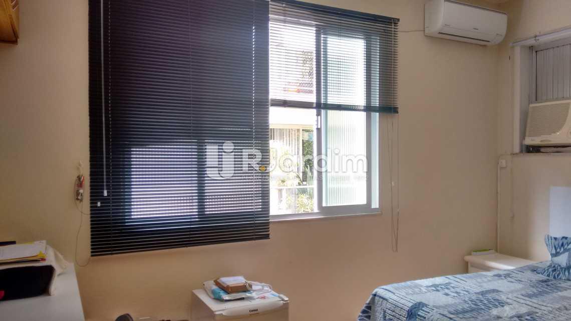 quarto - Apartamento Padrão Residencial Lagoa - LAAP31403 - 7