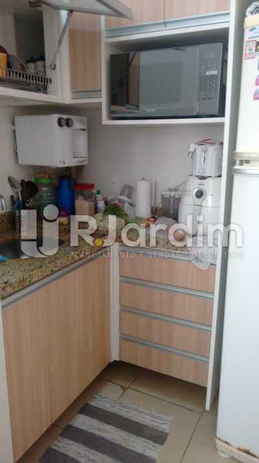 cozinha  - Apartamento Padrão Residencial Lagoa - LAAP31403 - 18