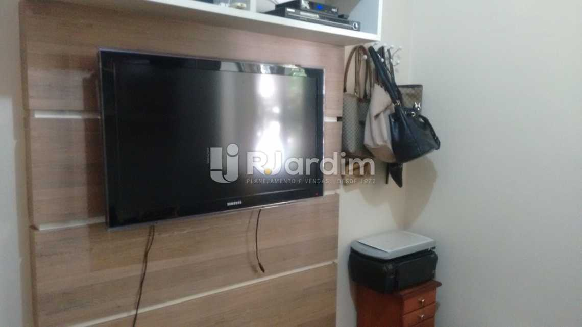 quarto  - Apartamento Padrão Residencial Lagoa - LAAP31403 - 13