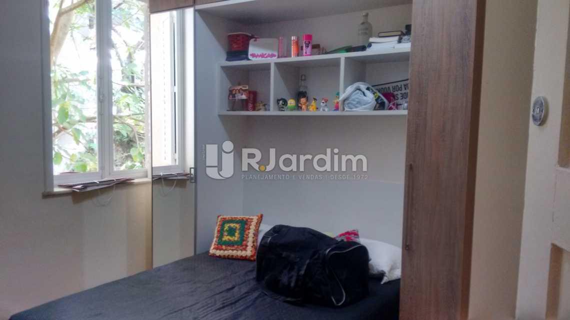 quarto  - Apartamento Padrão Residencial Lagoa - LAAP31403 - 15