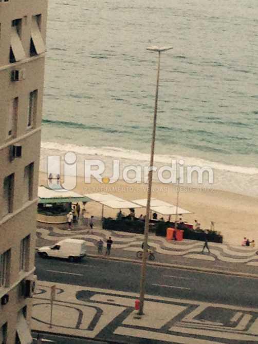 Vista mar - Apartamento 3 quartos Copacabana - LAAP31405 - 3