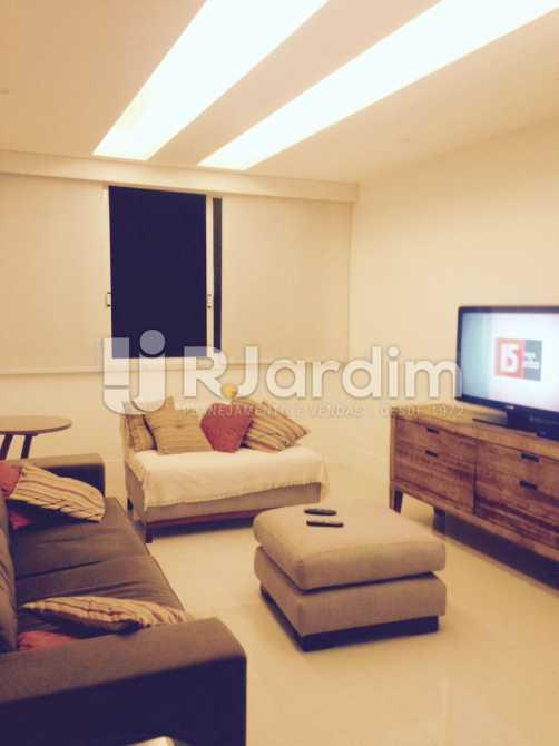 sala  - Apartamento 3 quartos Copacabana - LAAP31405 - 4
