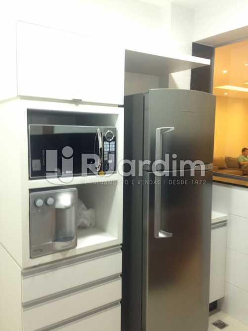 cozinha  - Apartamento 3 quartos Copacabana - LAAP31405 - 16