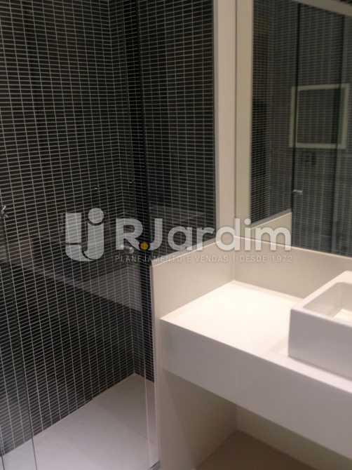 banheiro social - Apartamento 3 quartos Copacabana - LAAP31405 - 14