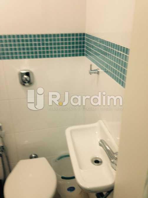 banheiro suíte - Apartamento 3 quartos Copacabana - LAAP31405 - 7