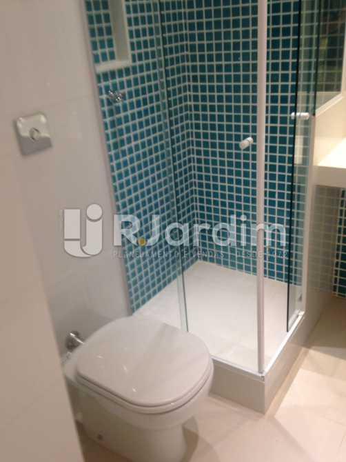 banheiro suíte  - Apartamento 3 quartos Copacabana - LAAP31405 - 8