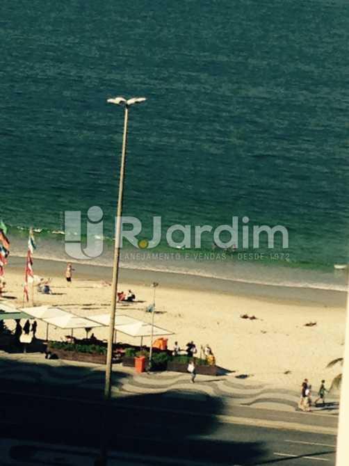 Vista mar - Apartamento 3 quartos Copacabana - LAAP31405 - 1