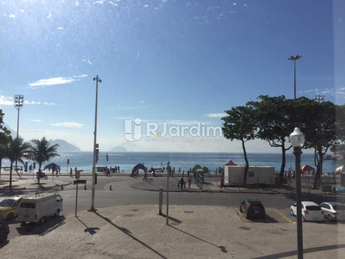 1-SALA-VISTA-MAR - Apartamento Copacabana 4 Quartos 2 Garagem Compra Venda Avaliação Imóveis - LAAP40579 - 3