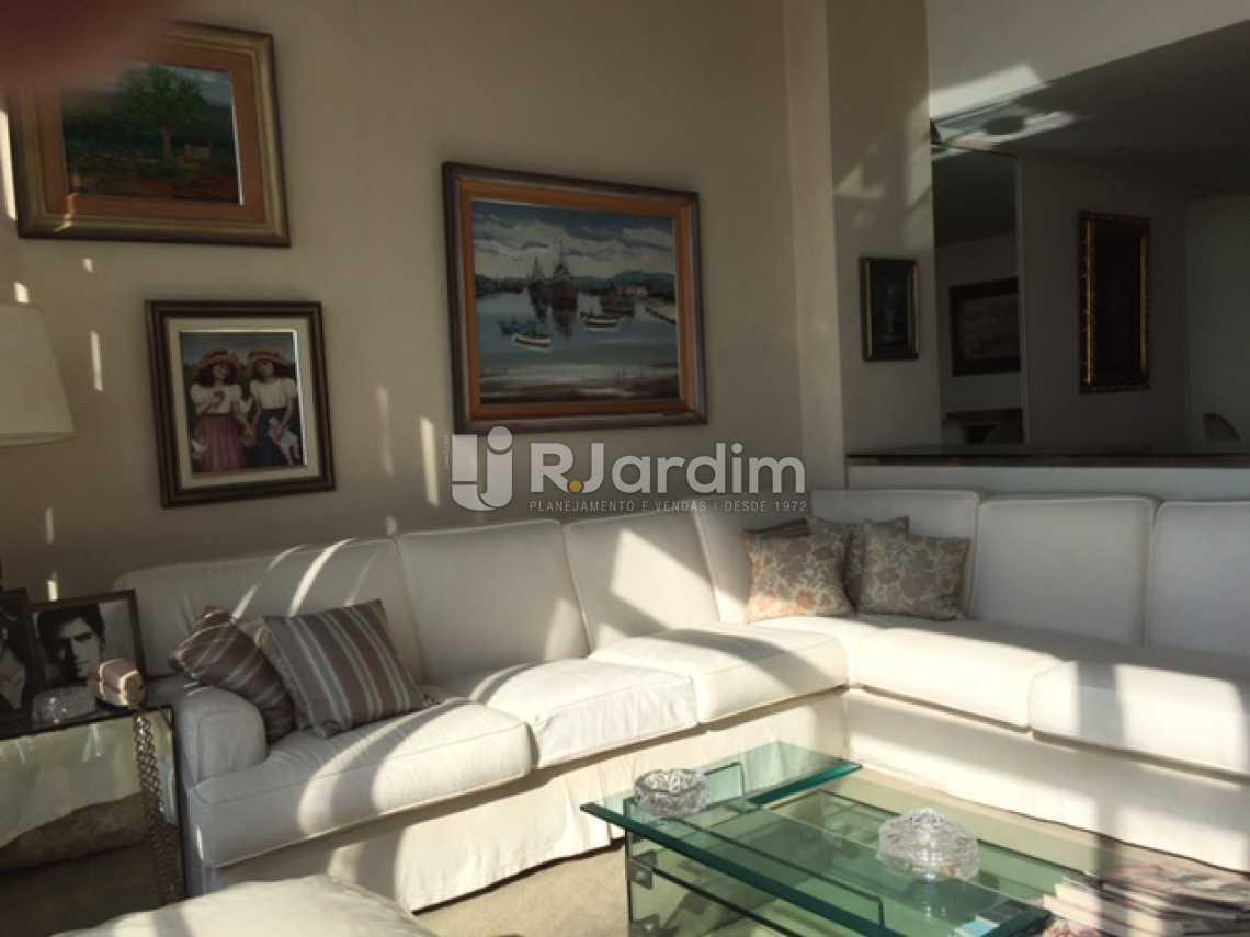 4-SALA - Apartamento Copacabana 4 Quartos 2 Garagem Compra Venda Avaliação Imóveis - LAAP40579 - 5