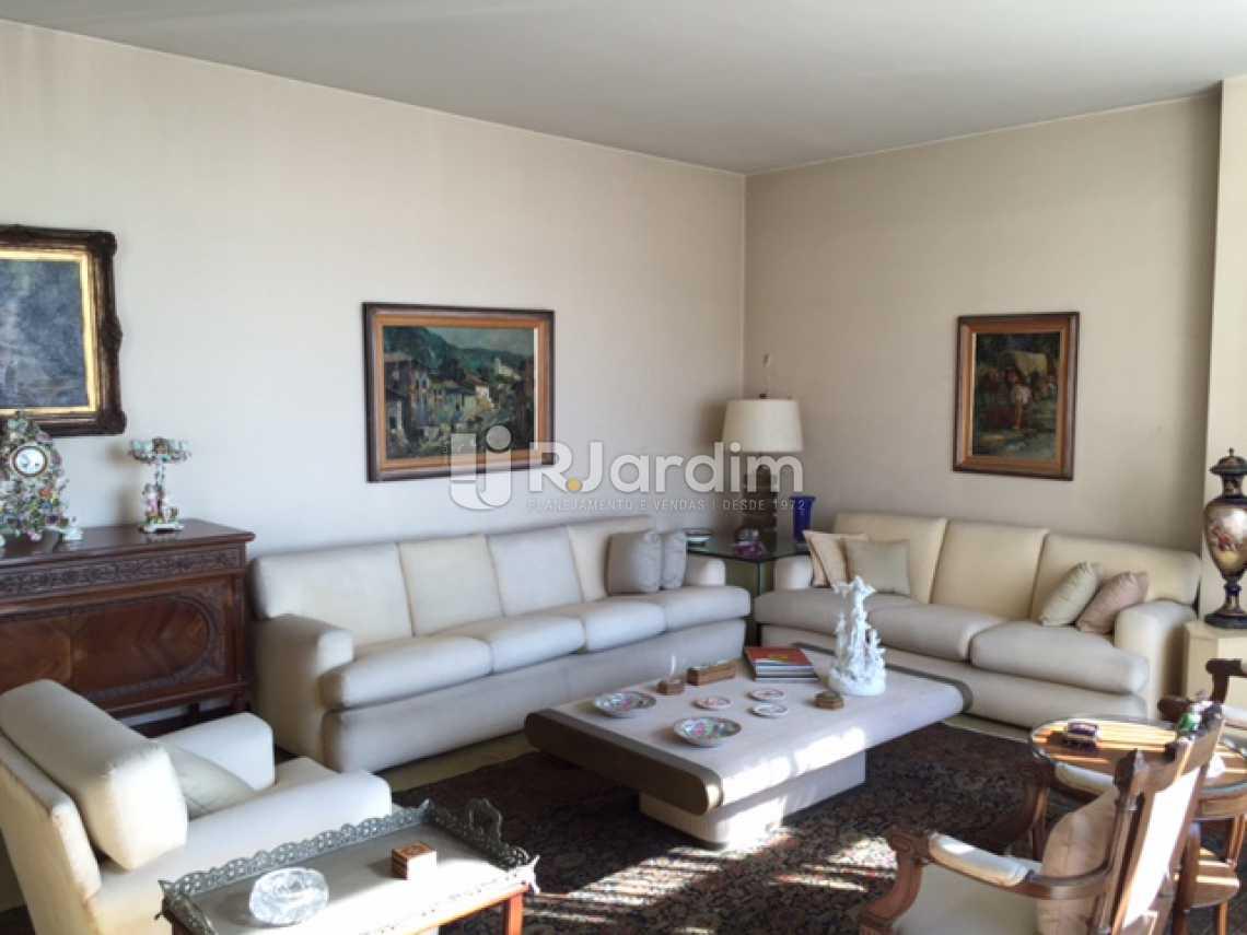 8-SALA - Apartamento Copacabana 4 Quartos 2 Garagem Compra Venda Avaliação Imóveis - LAAP40579 - 9