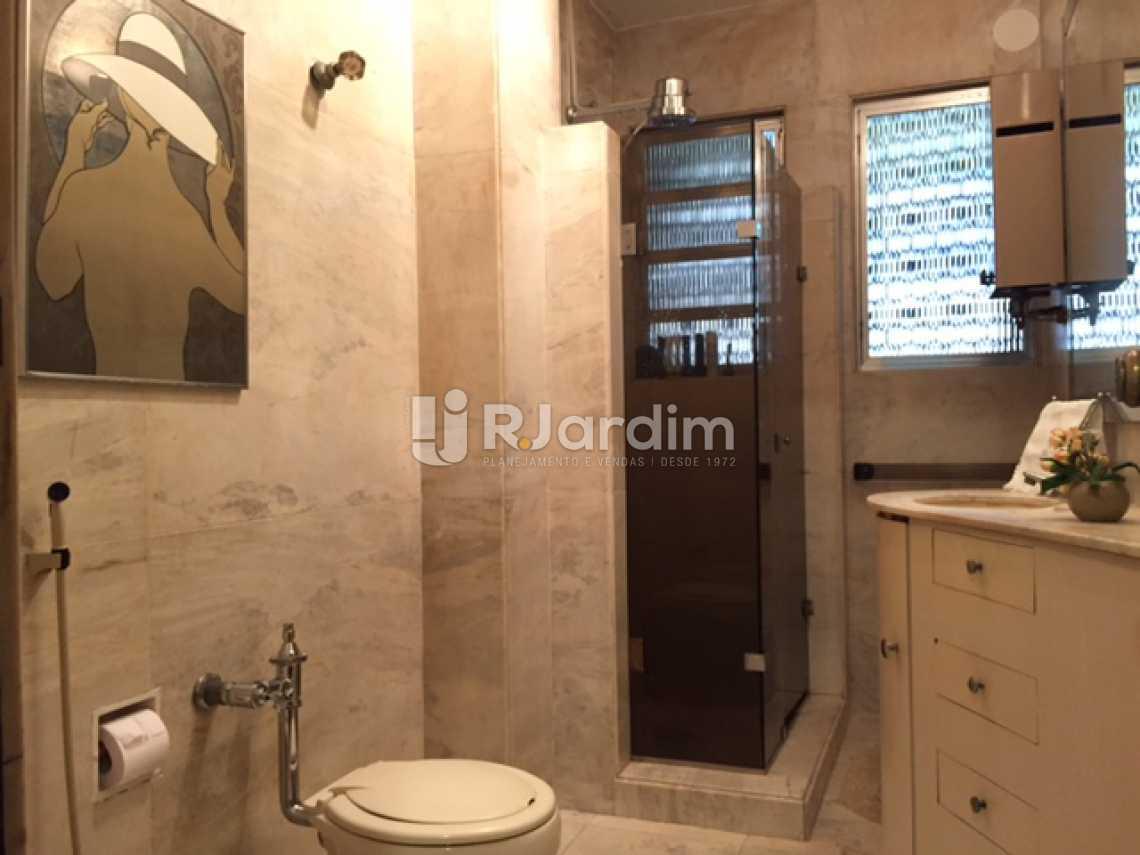 11-BANHEIRO - Apartamento Copacabana 4 Quartos 2 Garagem Compra Venda Avaliação Imóveis - LAAP40579 - 12