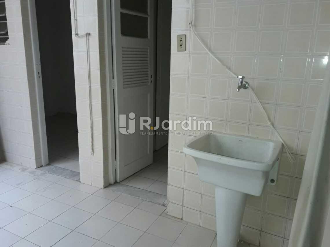 Área de serviço - Apartamento para alugar Rua Joaquim Nabuco,Copacabana, Zona Sul,Rio de Janeiro - R$ 5.800 - LAAP40580 - 26