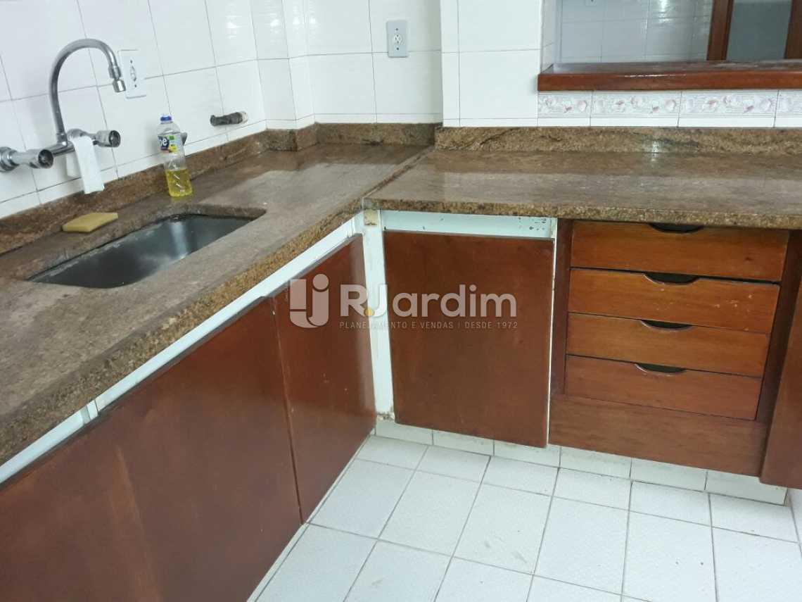 Cozinha planejda - Apartamento para alugar Rua Joaquim Nabuco,Copacabana, Zona Sul,Rio de Janeiro - R$ 5.800 - LAAP40580 - 16