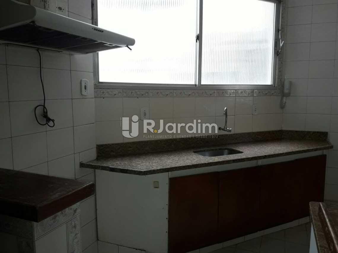 Continuação da cozinha - Apartamento para alugar Rua Joaquim Nabuco,Copacabana, Zona Sul,Rio de Janeiro - R$ 5.800 - LAAP40580 - 27