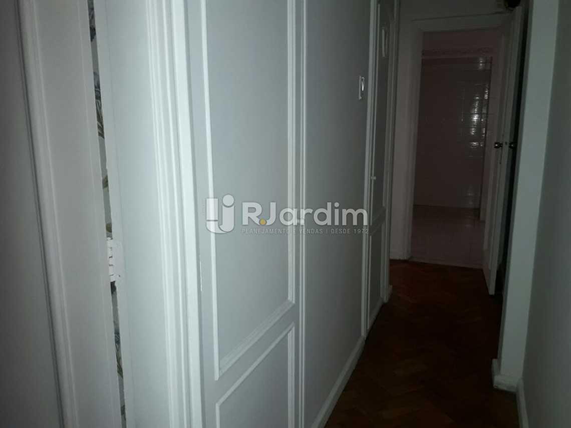 Corredor de acesso - Apartamento para alugar Rua Joaquim Nabuco,Copacabana, Zona Sul,Rio de Janeiro - R$ 5.800 - LAAP40580 - 5