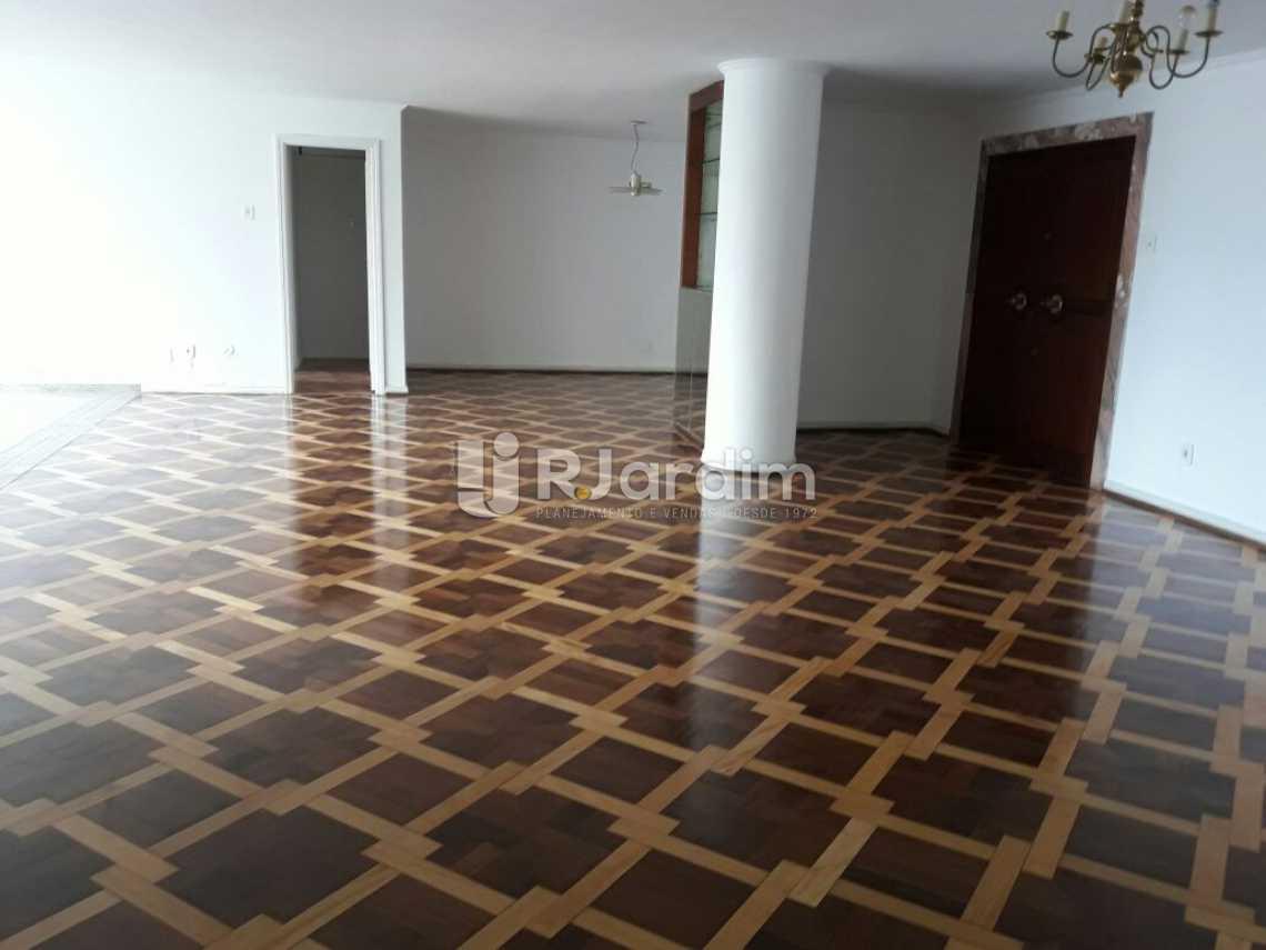 Salão - Apartamento para alugar Rua Joaquim Nabuco,Copacabana, Zona Sul,Rio de Janeiro - R$ 5.800 - LAAP40580 - 6