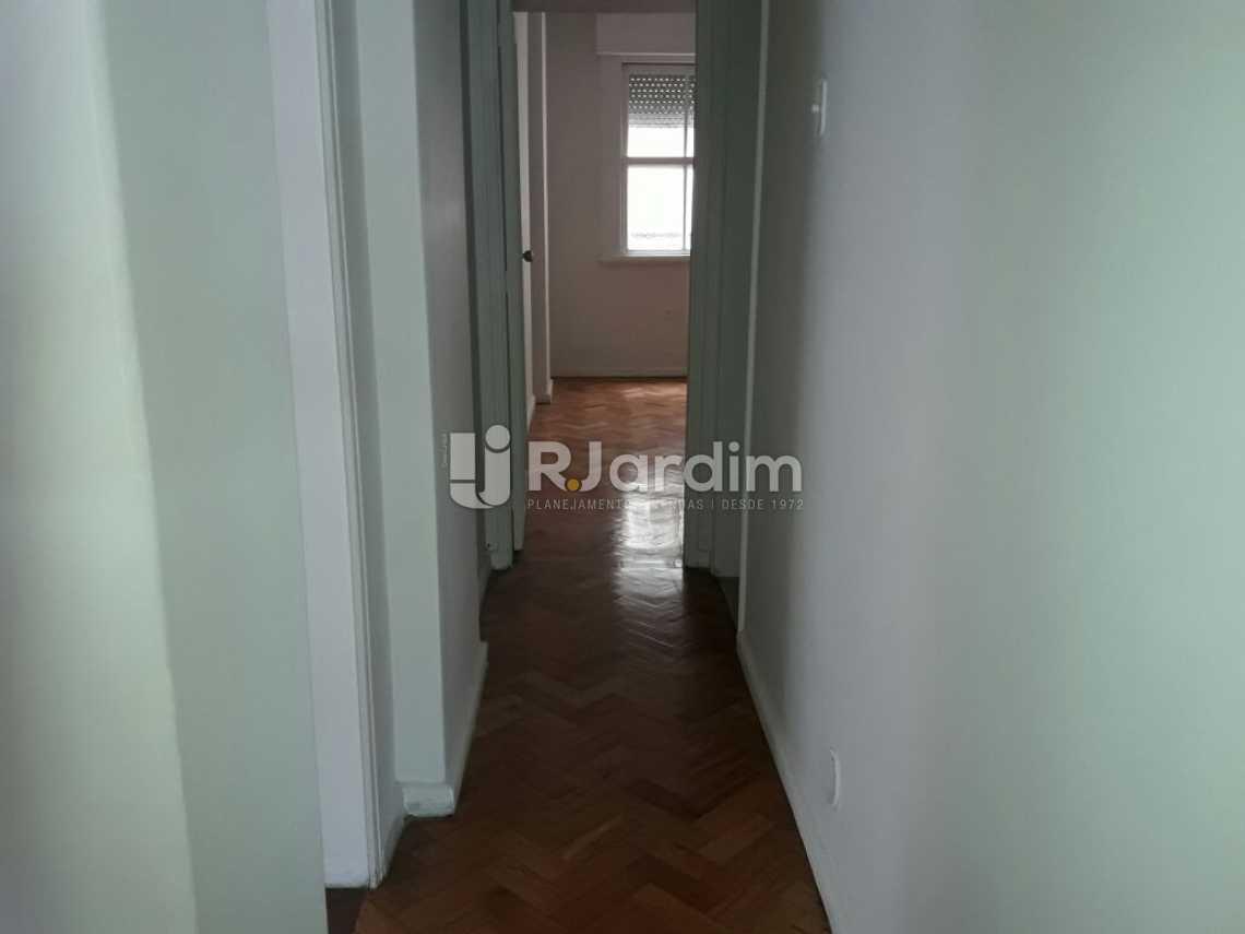 corredor - Apartamento para alugar Rua Joaquim Nabuco,Copacabana, Zona Sul,Rio de Janeiro - R$ 5.800 - LAAP40580 - 14