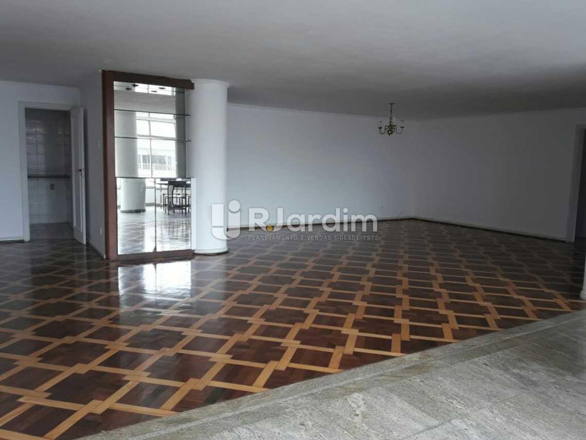 sala - Apartamento para alugar Rua Joaquim Nabuco,Copacabana, Zona Sul,Rio de Janeiro - R$ 5.800 - LAAP40580 - 1