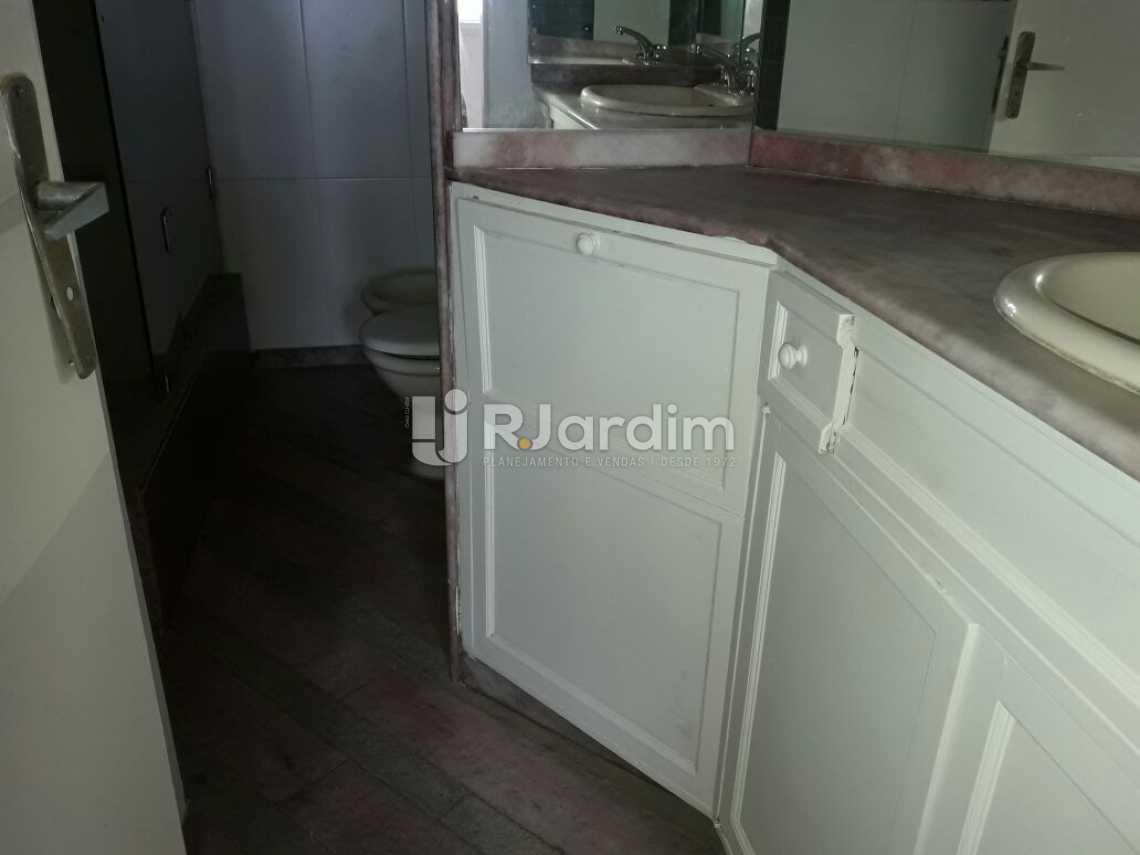 Banheiro da suíte - Apartamento para alugar Rua Joaquim Nabuco,Copacabana, Zona Sul,Rio de Janeiro - R$ 5.800 - LAAP40580 - 11