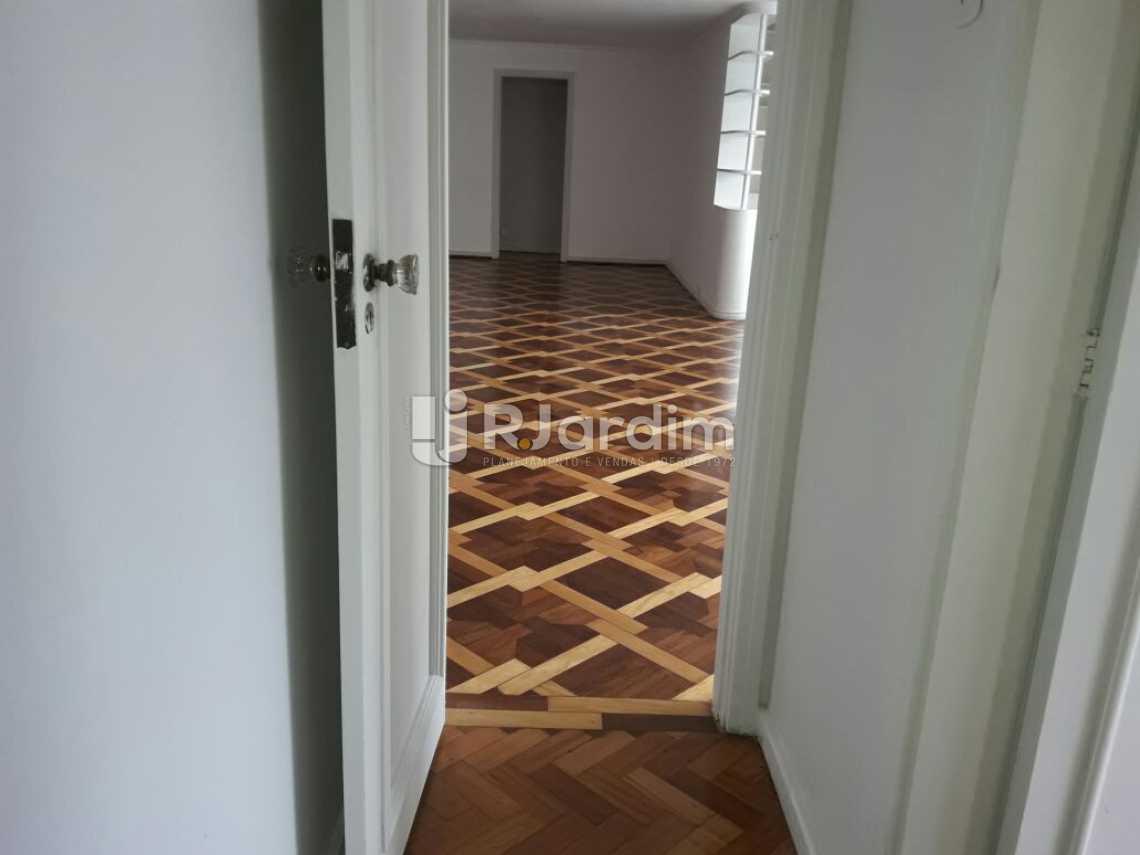 corredor - Apartamento para alugar Rua Joaquim Nabuco,Copacabana, Zona Sul,Rio de Janeiro - R$ 5.800 - LAAP40580 - 22