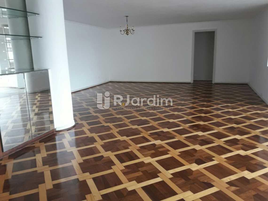 Continuação da sala - Apartamento para alugar Rua Joaquim Nabuco,Copacabana, Zona Sul,Rio de Janeiro - R$ 5.800 - LAAP40580 - 7