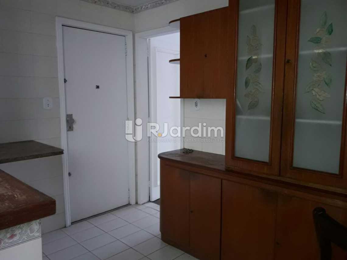 Cozinha - Apartamento para alugar Rua Joaquim Nabuco,Copacabana, Zona Sul,Rio de Janeiro - R$ 5.800 - LAAP40580 - 24