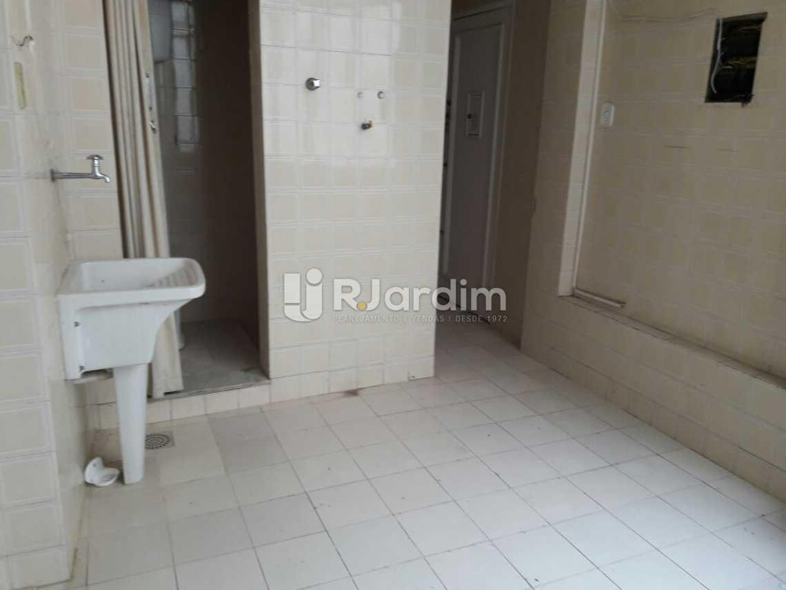 Continuação da área - Apartamento para alugar Rua Joaquim Nabuco,Copacabana, Zona Sul,Rio de Janeiro - R$ 5.800 - LAAP40580 - 28