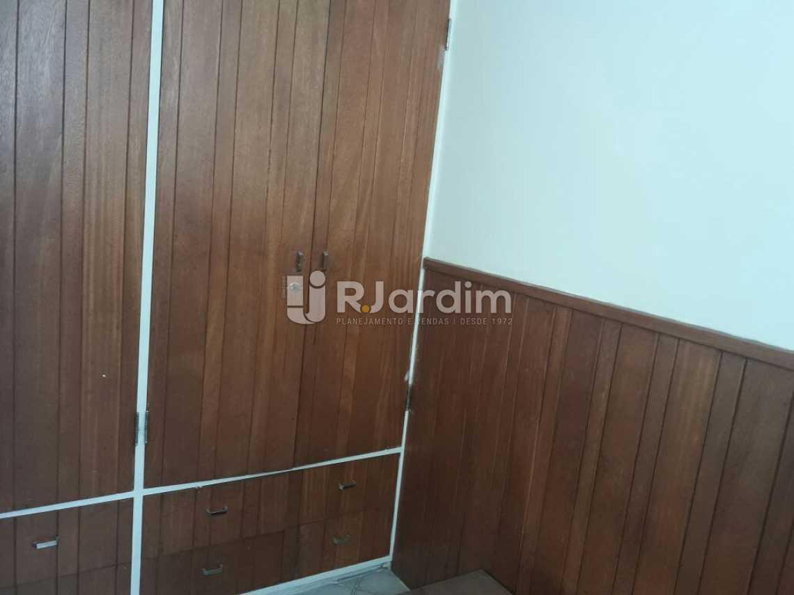 Quarto de serviço - Cobertura Botafogo 4 Quartos Aluguel Administração Imóveis - LACO40127 - 29