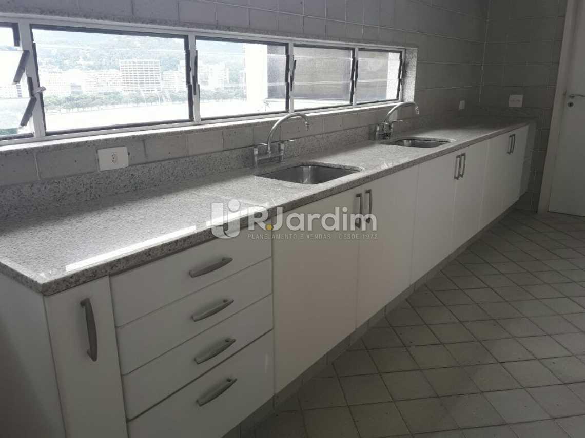 Cozinha Planejada - Cobertura Botafogo 4 Quartos Aluguel Administração Imóveis - LACO40127 - 26