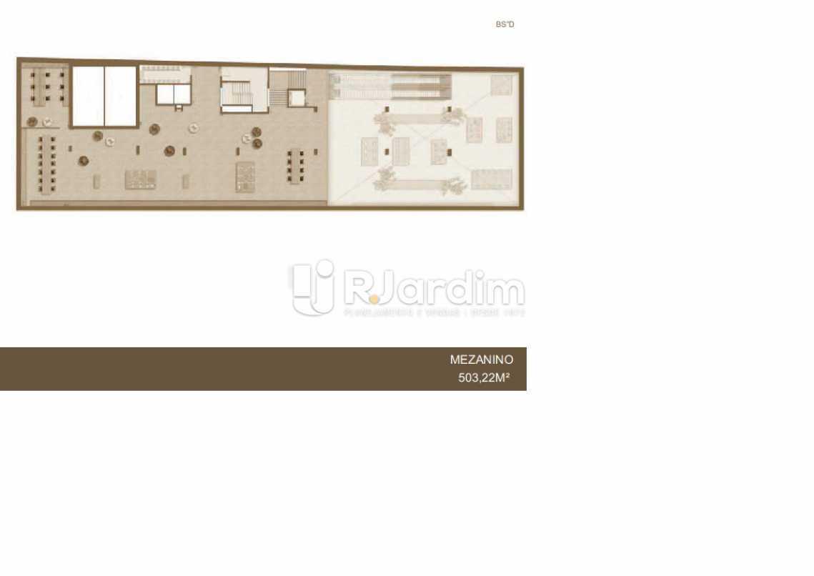 LOJA A MEZANINO 503,22M² - Loja À VENDA, Leblon, Rio de Janeiro, RJ - LALJ00085 - 11