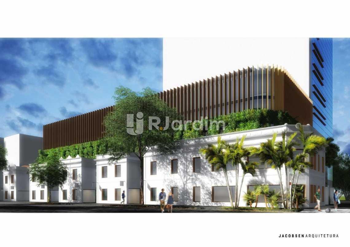 FACHADA - Loja À VENDA, Leblon, Rio de Janeiro, RJ - LALJ00085 - 3