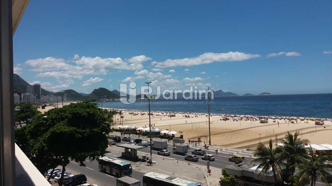 Vista - Apartamento 4 quartos Copacabana - LAAP40585 - 3