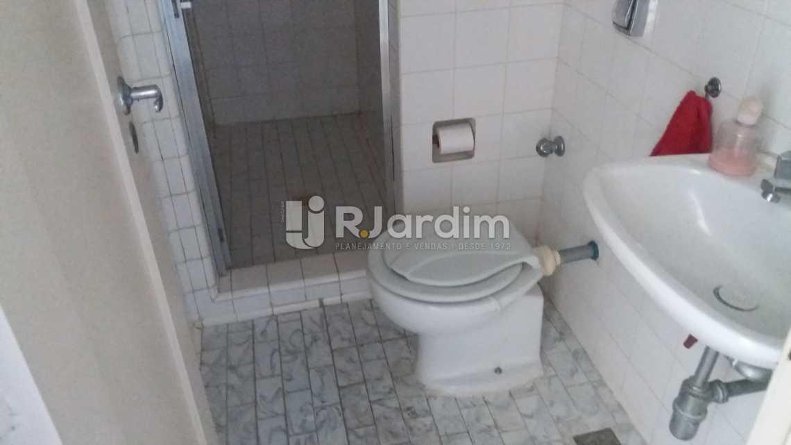 Banheiro - Apartamento 4 quartos Copacabana - LAAP40585 - 18