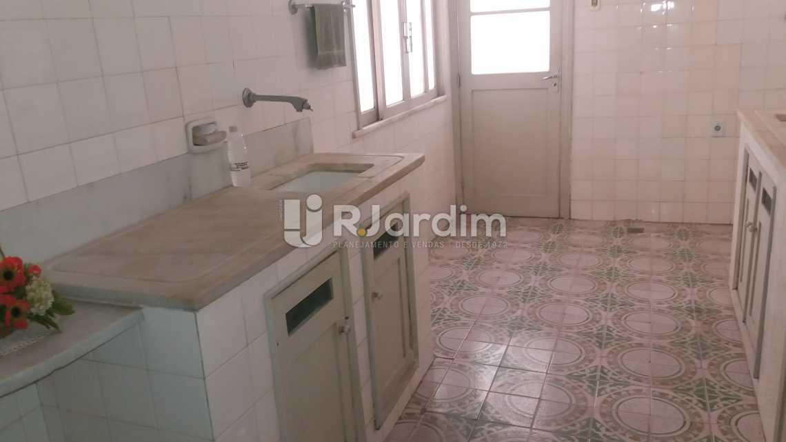 Cozinha - Apartamento 4 quartos Copacabana - LAAP40585 - 17